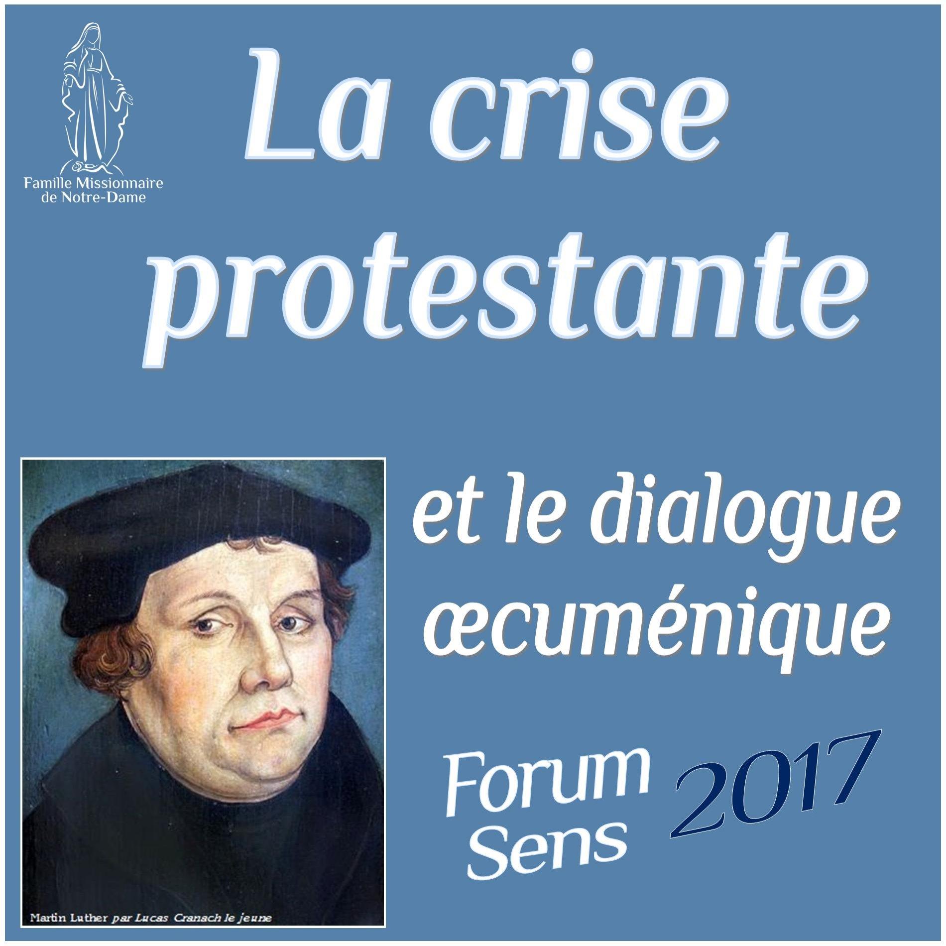 Podcast Domini - La crise protestante et le dialogue œcuménique